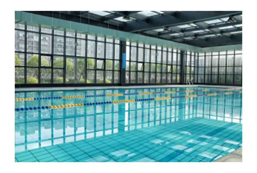 Apertura de las piscinas municipales en Madrid