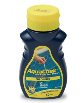 Tiras aquachek yellow